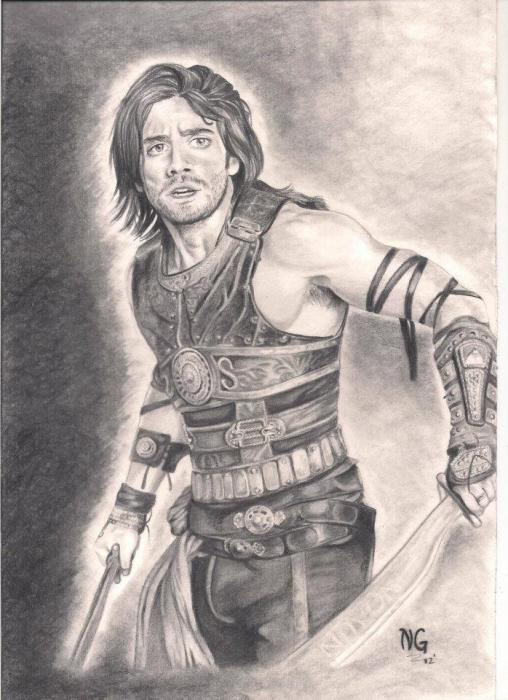 Prince of Persia by NOE